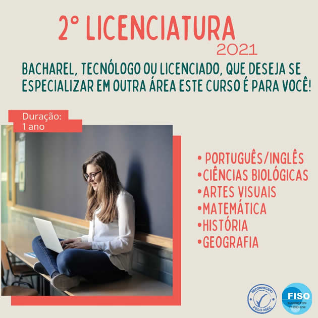 2ª Licenciatura